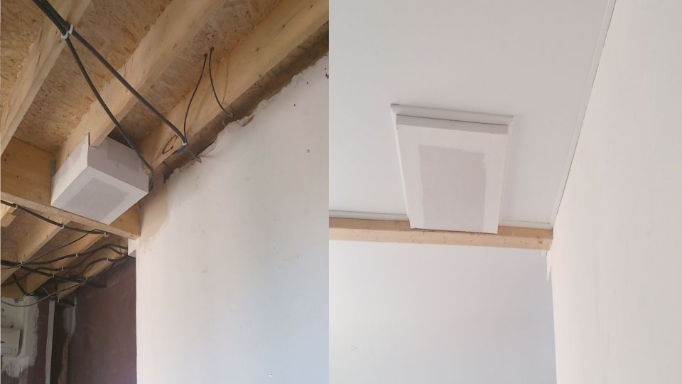 advantages of a stretch ceiling